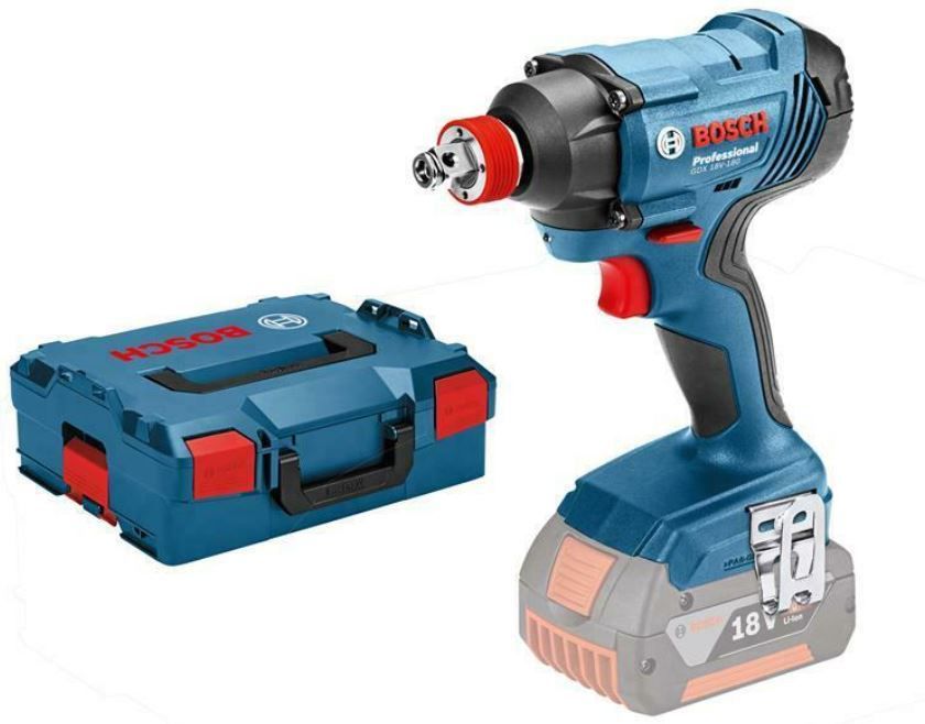 Bosch GDX 18V 180 Professional Solo Akku Drehschlagschrauber + L Boxx für 94,99€ (statt 108€)