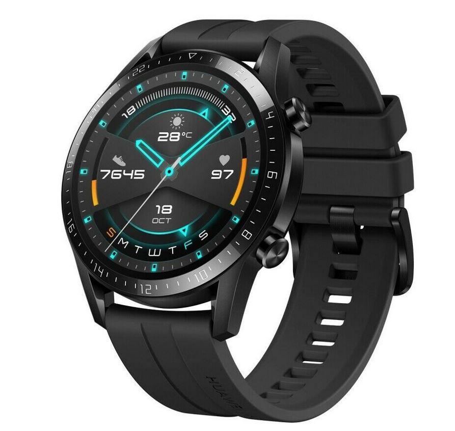 HUAWEI Watch GT 2 Sport (46mm) für 119€ (statt 133€)