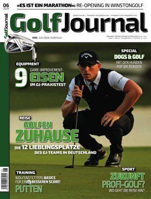 GRATIS! 3 Ausgaben Golf Journal komplett ohne Prämie