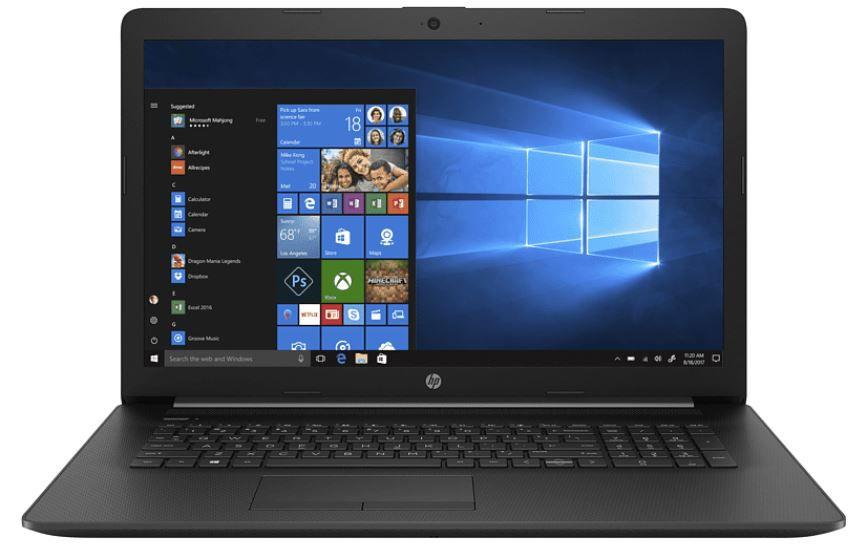 HP 17 by3356ng 17 Zoll Notebook i5 12GB RAM 512GB SSD ab 579,65€ (statt 699€)