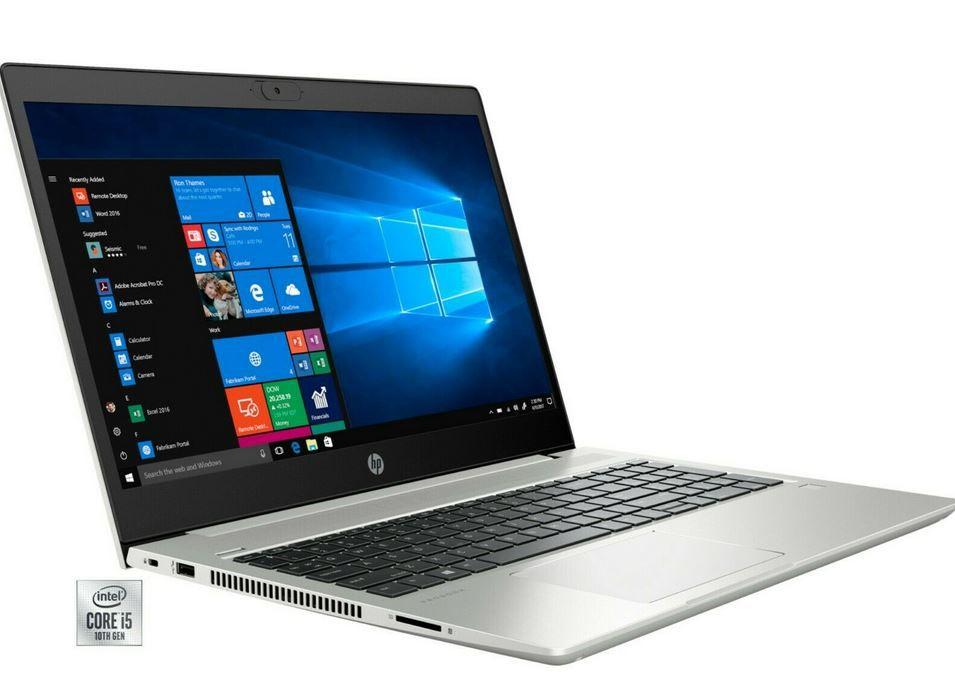 HP ProBook 450 G7 15.6 Notebook i5 8GB RAM 512GB SSD für 499,90€ (statt 655€)