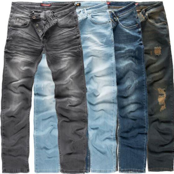 ROCK CREEK M18   Herren Jeans div. Größen für je 27,92€ (statt 35€)