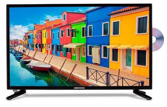 Medion MD21620 23,6 LED TV mit integrierten DVD Player für 124,90€ (statt 149€)   Rückläufer