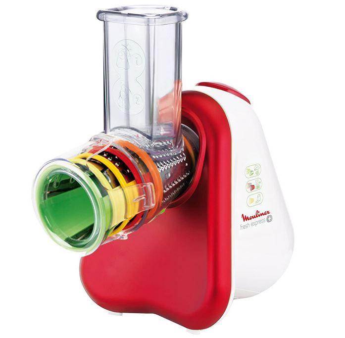 Top! Moulinex DJ756G15 Fresh Express Plus elektrische Küchen Reibe für 32,99€ (statt 54€)