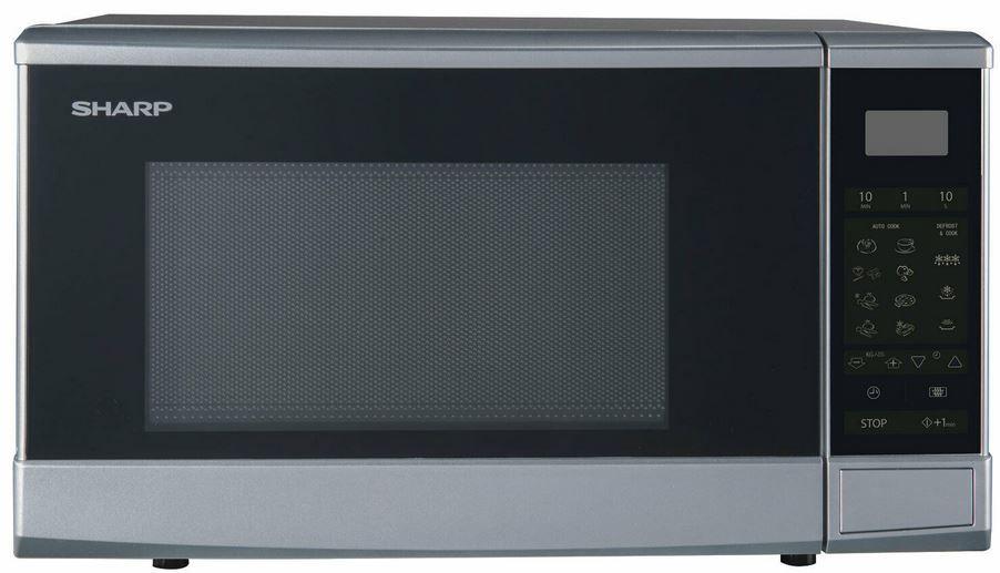 Sharp R 270S Mikrowelle 800 Watt 20L für 62,91€ (statt 67€)