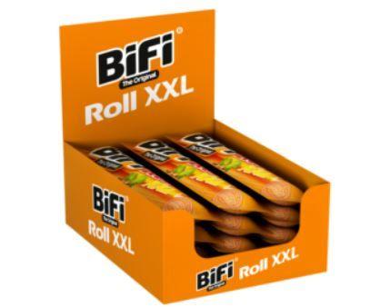 BiFi XXL 12er Pack Original Salami mit je 70g Mini Wurst für 13,73€ (statt 17€)