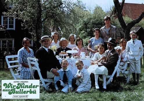 Astrid Lindgren in der Mediathek   z.B. Kinder aus Bullerbü, Michel, Ronja Räubertochter oder Pippi Langstrumpf
