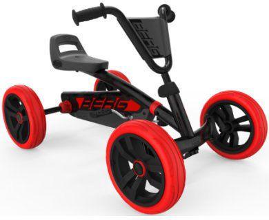 Abgelaufen! Berg Buzzy Go Kart Red Black Sondermodell ab 84,99€ (statt 109€)
