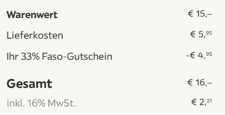 Beverly 20 teiligiges Edelstahl Besteckset (4 Personen) ab 10,05€ (statt 49€?)