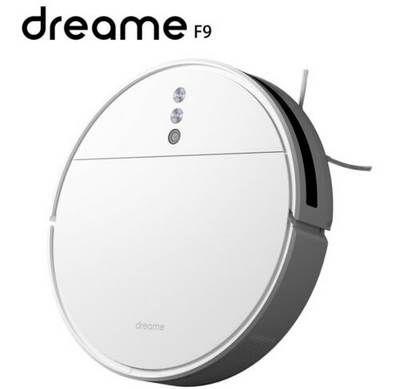 Dreame F9 Saugroboter mit 25KPa, vSLAM  & Wischfunktion für 180€ (statt 200€)   aus DE