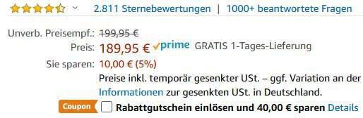 Tesvor X500 Saugroboter mit 1.600pa & App Steuerung für 149,95€ (statt 190€)