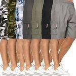 OnMode OM130 Cargo-Shorts in vielen Farben für je 11,90€