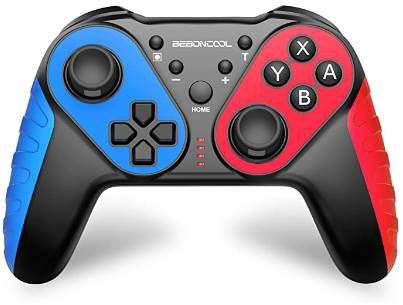 Beboncool Controller für Nintendo Switch für 13,74€ (statt 25€)
