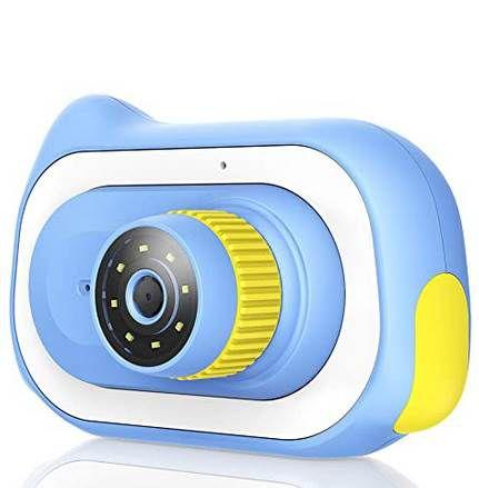15MP Kinderkamera mit 200facher Vergrößerung & 16GB SD-Karte für 23,99€ (statt 40€)