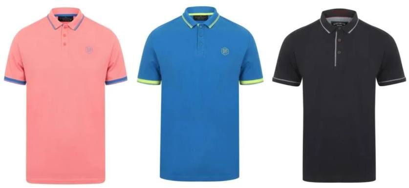 2er Pack: Tokyo Laundry Poloshirts für 17,72€ (statt ~30€)