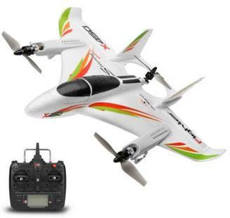 WLtoys XK X450 2.4G 6CH RC Flugzeug für 85,99€   aus CZ