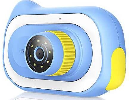 15MP Kinderkamera mit 200facher Vergrößerung & 16GB SD Karte für 23,99€ (statt 40€)