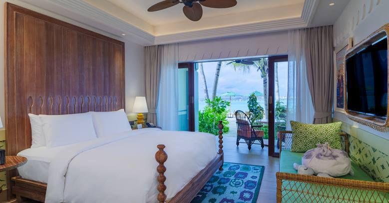 Malediven: 7 ÜN in Strandvilla im 5* Hotel inkl. Frühstück für 187€ p.P. (Okt Nov 2021)