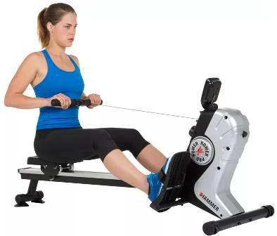 Hammer Rudergerät Power Rower Pro für 236,59€ (statt 299€)