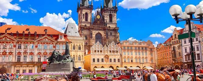 ÜN in Prag in 4* Hotel inkl. Frühstück für 15€ p.P.