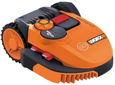 Ausverkauft! WORX Landroid WR101SI.1 Mähroboter für bis zu 450m² ab 384,06€ (statt 525€)