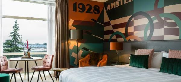ÜN in Amsterdam im 4* Hotel (HC 100%) inkl. Frühstück & Parkplatz ab 45€ p.P.