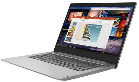 Lenovo IdeaPad Slim 14 Zoll Notebook mit 128GB SSD, 4GB RAM & Win10 für 166€   wie neu