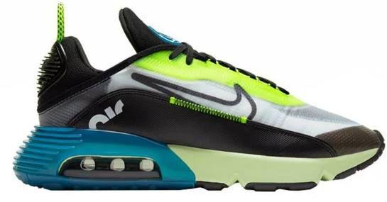 Abgelaufen! Nike Air Max 2090 Sneaker im Swoosh Design in Valerian Blue für 77,46€ (statt 110€)