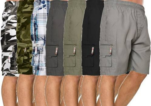 OnMode OM130 Cargo Shorts in vielen Farben für je 11,90€