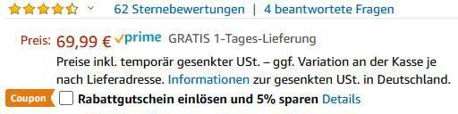 Mupack Business Rucksack mit 35 L für bis zu 17.3 Zoll Laptops für 31,49€ (statt 70€)