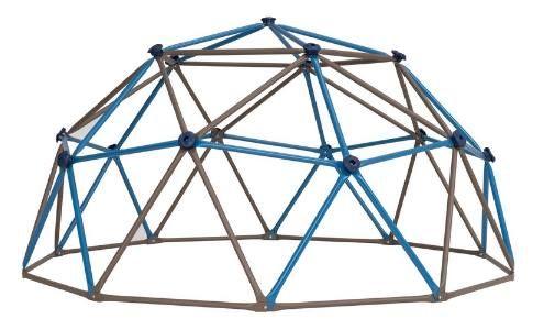 Lifetime Klettergerüst Geodome (274x137cm) für 149,11€ (statt 199€)