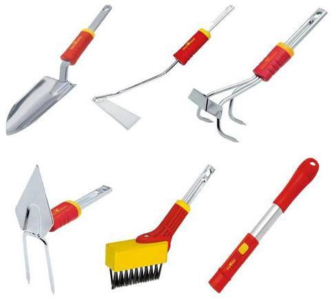 Wolf Griff für Multi Star Geräte inkl. 5 Werkzeuge für 22,95€ (statt 56€)