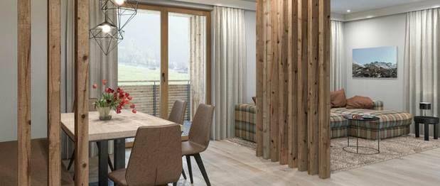 5 ÜN im Zillertal in großem Apartment inkl. Handtücher & Endreinigung ab 372,50€ p.P.