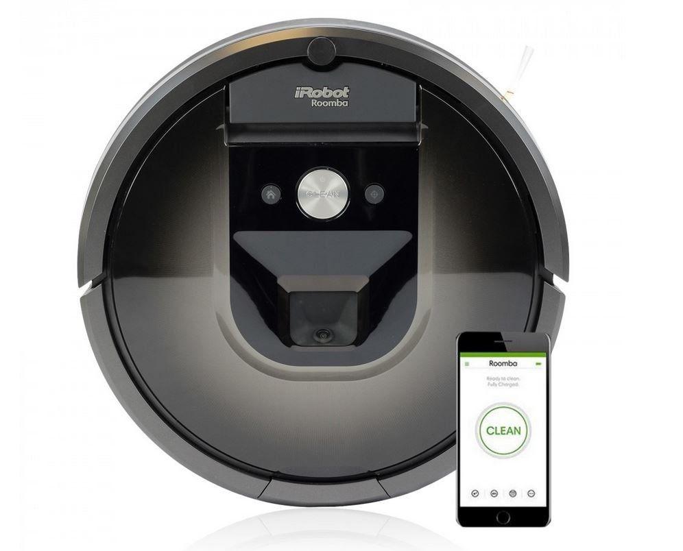 iRobot 980 Roomba AeroForce Saugroboter refurb. ab 375,06€ (statt 449€)