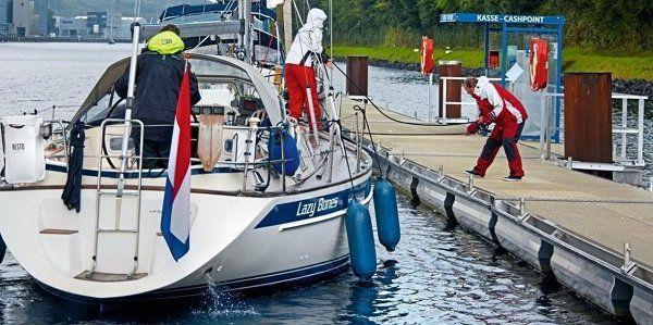 Bis Dezember keine Kanalpassage im Nord Ostsee Kanal bezahlen