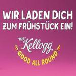 W.K.Kellogg® Produkte kostenlos ausprobieren