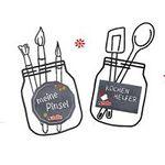 Mit Nutella Tafel Sticker & Kreidestift gratis abfassen