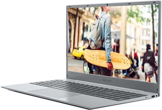 MEDION AKOYA E15301 (MD61773) Notebook mit 15,6, Ryzen7, 512GB SSD für 388,95€ (statt 585€)