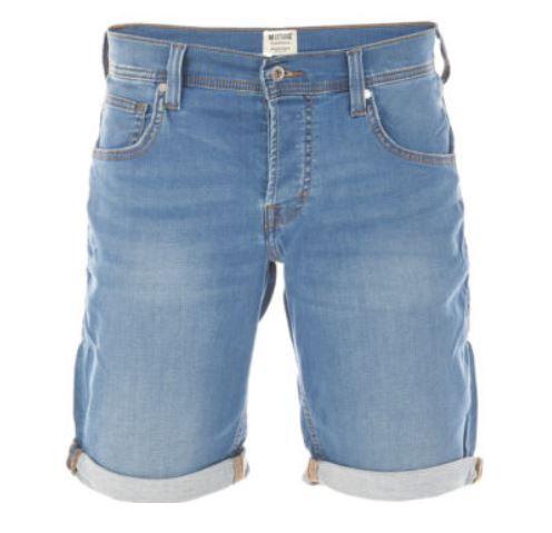 Mustang Chicago 5 Pocket Jeans Shorts für 25,99€ oder 2 für 49,38€