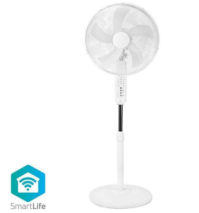 Nedis WLAN Smart Ventilator (Alexa, Google) für 53,32€ (statt 73€)
