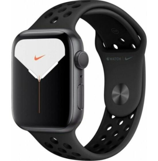 Apple Watch Series (GPS 44mm Aluminium) mit Nike Sportarmband für 419,90€ (statt 449€)