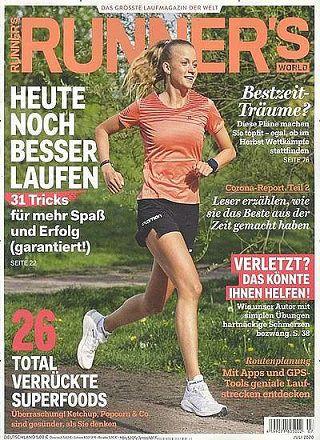Jahresabo Runners World für 59,80€ + 30€ Gutschein
