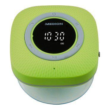 MEDION MD43881 Duschradio für 17,99€ (statt 29€)