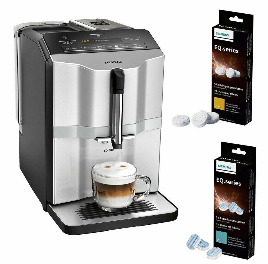 SIEMENS TI353501DE Kaffeevollautomat inkl. Reinigungsset für 341€ (statt 410€)