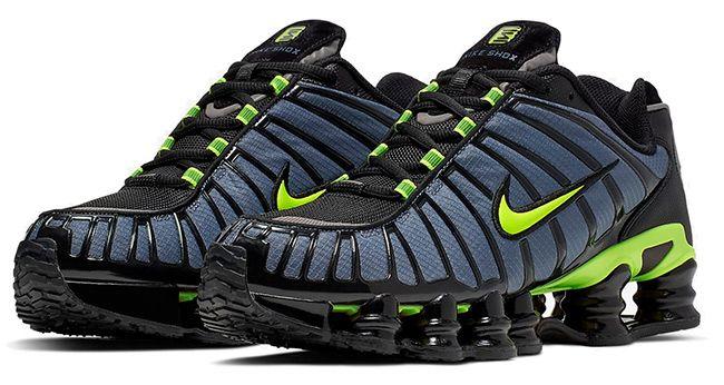 Nike Shox TL Sneaker in 2 Farben für 89,60€(statt 120€)  Restgrößen