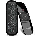 Docooler Wechip W1 TV Fernbedienung mit Tastatur für 15,99€ (statt 20€)
