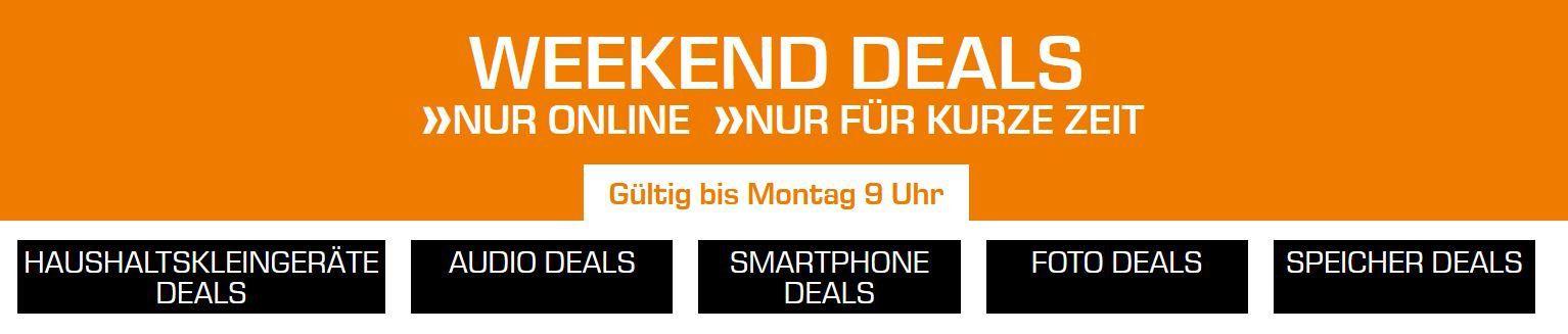 Saturn Weekend Sale   z.B. NINJA OP300EU Multikocher für 187,99€ (statt 240€)