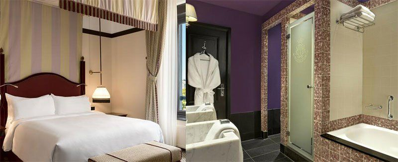 ÜN in Den Haag in 5* Hotel Frühstück, Wellness & Late Check Out ab 69€ p.P.
