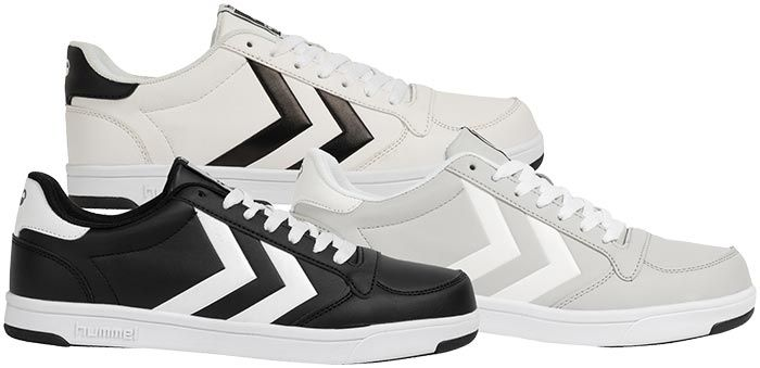 Hummel Sneaker Stadil Light in 3 Farben für je 21,21€ (statt 31€)