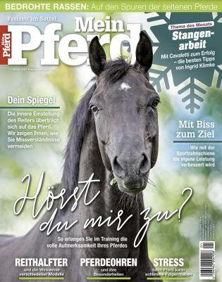 6 Ausgaben Mein Pferd für 32,40€ + Prämie: 35€ BestChoice Gutschein